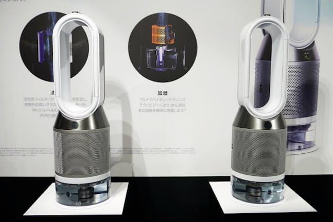 ダイソンが2019年11月29日に発売した「Dyson Pure Humidify+Cool」(直販価格は税込み8万8000円)