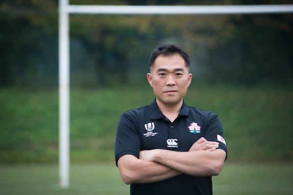 ラグビー日本代表選手の体力強化やリカバリー管理を務めたS&Cコーチの太田千尋さん