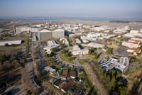 NASAのエイムズ研究センター。米国カリフォルニア州のシリコンバレーにある。(写真:NASA)