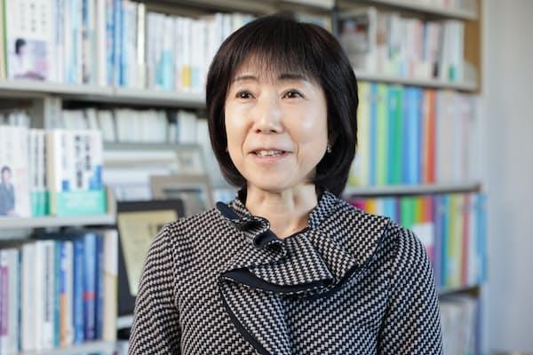 早稲田大学ビジネススクール教授 川本裕子氏