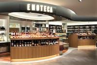 勉強のためのワイン選びならソムリエのいるワインショップがおすすめ(エノテカGINZA SIX店)