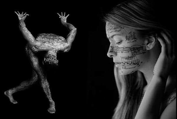 1月15日からの展覧会では「視覚と聴覚を横断する」新感覚が体験できる(NikkeiLUXEより)