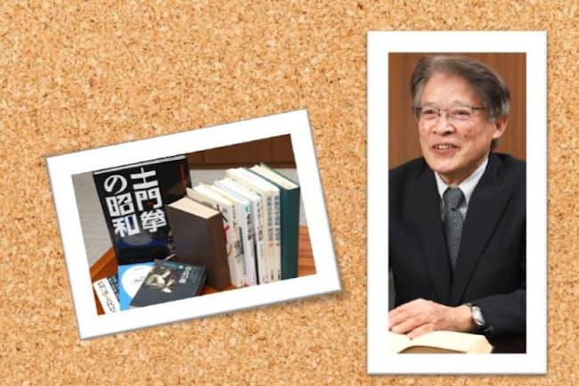 平川南氏と座右の書・愛読書