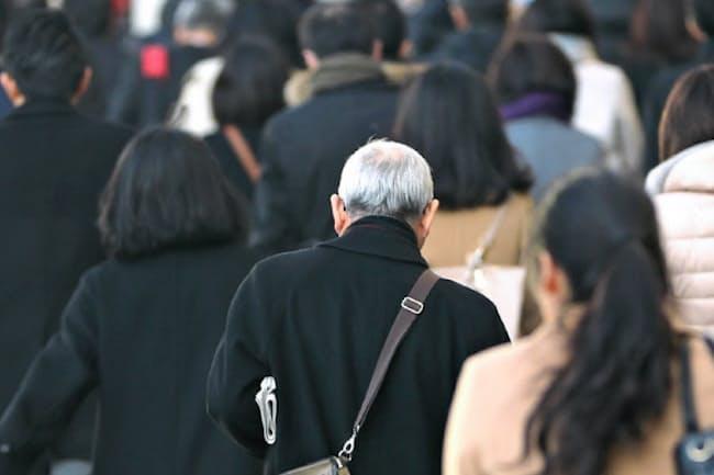 高齢者雇用安定法の改正案が通常国会に提出される
