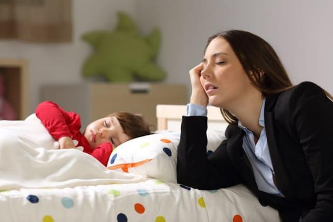 育児に仕事にと日々奮闘する皆さん、元気に頑張っていくためのヒントをお伝えします。写真はイメージ=(c) Antonio Guillem-123RF