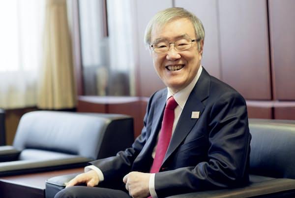 70歳でAPU学長に就任した出口治明氏