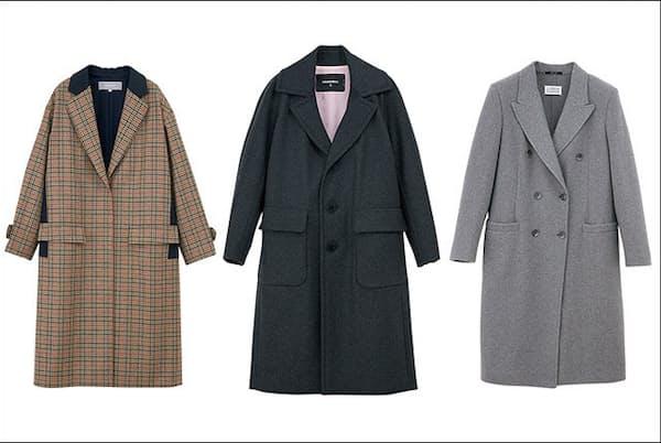 クラシックなファッションが人気の今シーズン。どんなスタイルにでも合わせやすいテーラードコートは、ぜひ手に入れておきたい(NikkeiLUXEより)