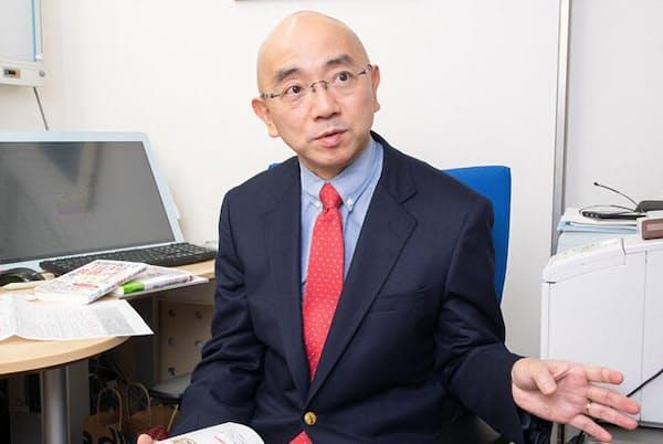 医師になって30年以上、ほとんど病気をしたことがないという池袋大谷クリニック院長の大谷義夫さん