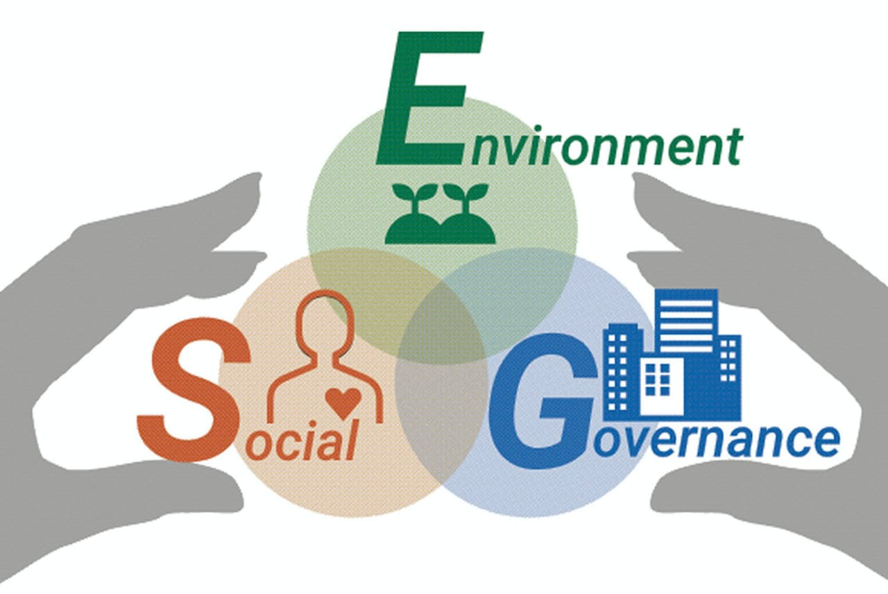 ESG(環境・社会・企業統治)をテーマにした投資信託が増えている