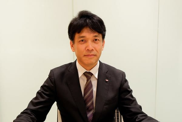 日清シスコの伊藤智樹さん