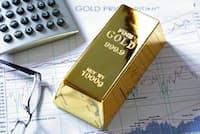 金の現物は希少性が高いが、投資信託などを通じて金価格に連動した運用はしやすくなっている(写真はイメージ)=PIXTA