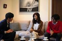 田中圭(左)主演「mellow メロウ」の一場面(C)2020「mellow」製作委員会