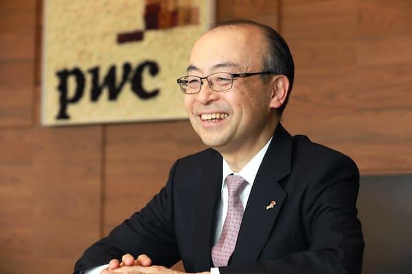 PwCジャパングループの木村浩一郎代表