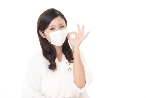 花粉飛散開始とともに、または症状が少しでも表れた時点で治療をスタートすれば、症状が軽減される。写真はイメージ=(c) liza5450-123RF