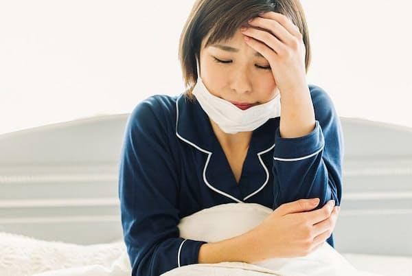 インフルエンザで出勤停止になったら知っておくべきこととは(写真はイメージ=PIXTA)