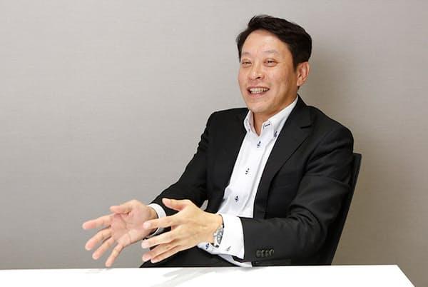 WILLER EXPRESSの平山幸司代表取締役
