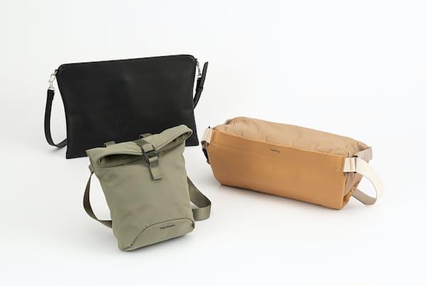 身の回りのモノを最小限持ち運びたいときに役立つサブバッグを紹介する