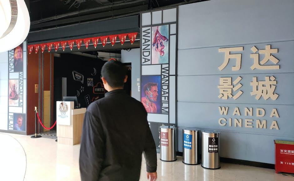 新型肺炎は中国人消費者の消費スタイルを変えている(営業を休止した上海市の映画館)