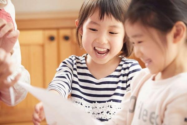 3歳児クラス以上は無償化の対象に(写真はイメージ=PIXTA)