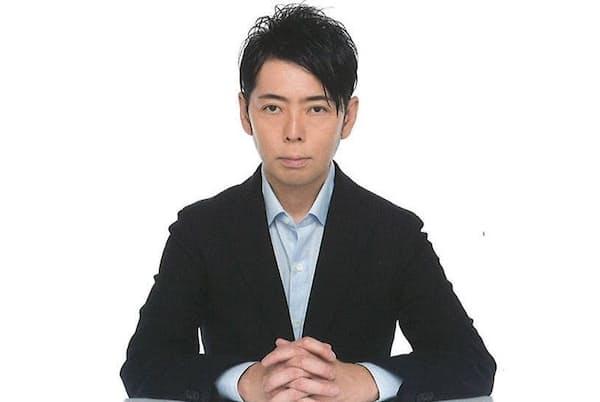佐藤可士和氏  写真:尾鷲陽介
