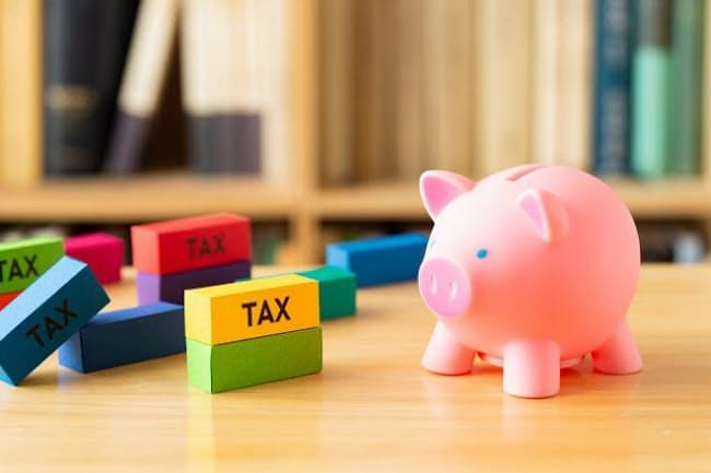 税金の知識をクイズでチェックしよう(写真はイメージ=PIXTA)