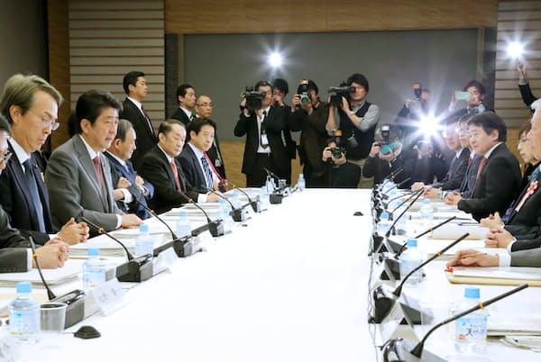 政府の未来投資会議は社外取締役の充実を求めている