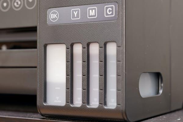 大容量インクタンクのプリンターが増えている(写真はイメージ=PIXTA)