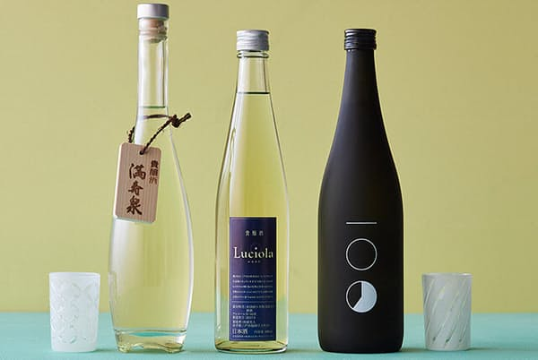 通常の水ではなく、日本酒で仕込むという贅沢な「貴醸酒」。貴腐ワインのように濃密な甘さを持ち、デザート感覚で楽しむことができる(NikkeiLUXEより)
