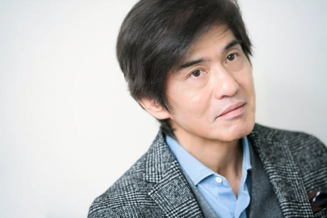 「だんだん執着心が薄れていって」と笑う佐藤浩市さん。でもいまだに「ゴルフクラブ選びだけは外したくない」という