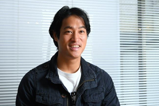 1990年名古屋市生まれ。愛知中でラグビーを始め、愛知高、明治大、トヨタ自動車でプレーした。2017年俳優に転向。テレビ、映画で活躍。19年ドラマ「ノーサイド・ゲーム」に出演。