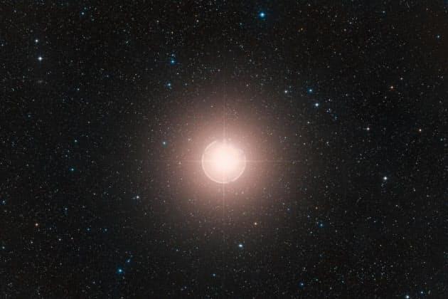 超新星 爆発 ベテルギウス
