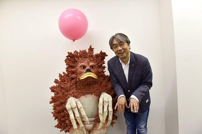 ピグモン好きの小山薫堂氏