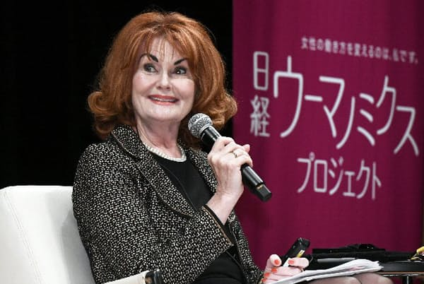 駐日アイスランド大使 エーリン・フリーゲンリング氏 アイスランド男女平等評議会の事務局長などを経て外務省へ。2018年3月から現職、夫婦で来日した。弁護士資格を持つ