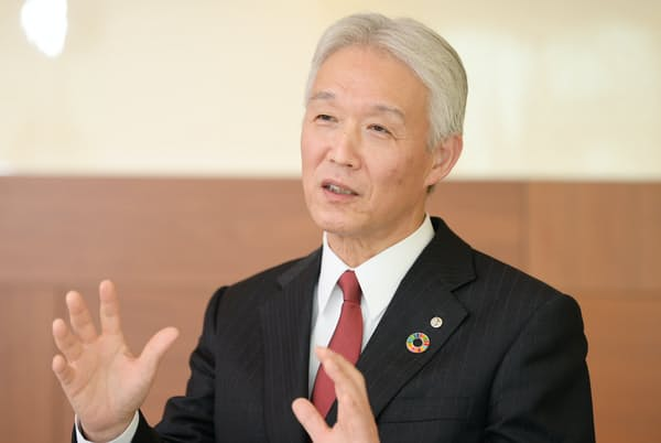 花王社長 沢田道隆氏