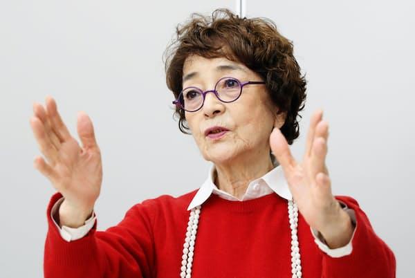 映画「お帰り 寅さん」や女優、歌手として活躍してきた軌跡を振り返る倍賞千恵子さん