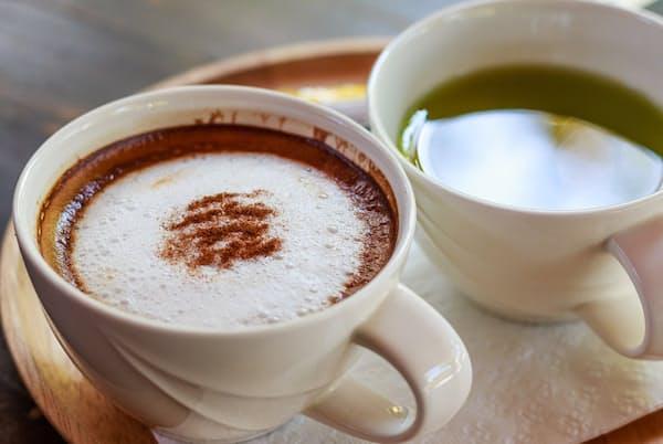 ポリフェノールはコーヒーや緑茶、ワイン、大豆、ココア、チョコレートなどさまざまな食品に含まれる。写真はイメージ=(C) pittaya wongsarattanasil-123RF