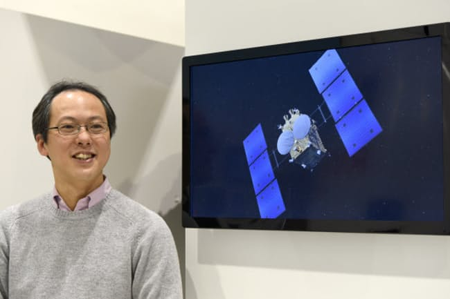 津田雄一・JAXA宇宙科学研究所教授
