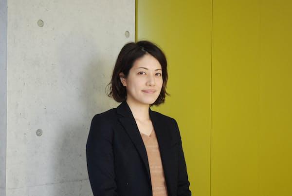 東志保CEOは日立製作所やJEOL RESONANCEを経て、2016年に起業した