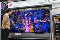 LGの有機ELテレビ「OLED 88Z9PJA」は、有機ELテレビとして初めて8Kに対応。しかも一般の市販製品としては過去最大となる88インチという大画面を実現した
