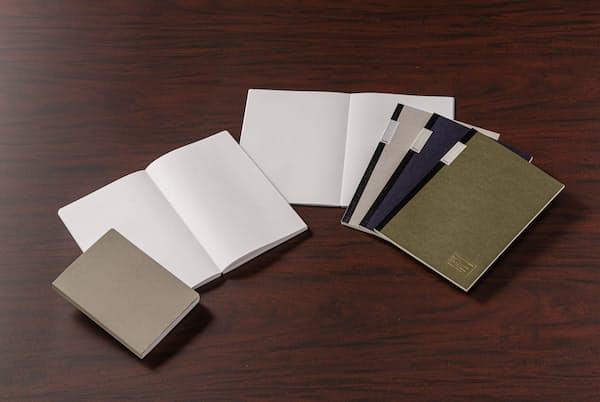 上質な紙を使い、書きやすさを追求した「大人」のためのノートを紹介する