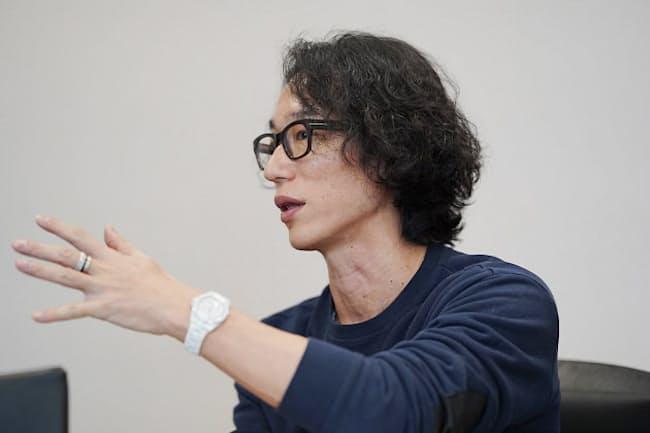 リンクトイン・ジャパン代表 村上臣氏