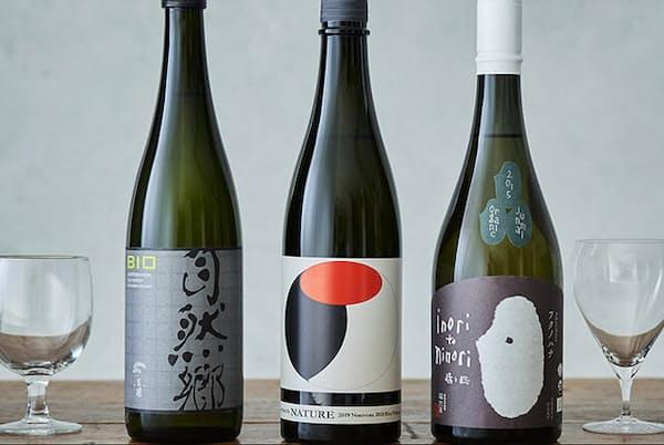 ビオ、オーガニック、ナチュール、有機……表現はさまざまだが、ワイン同様、日本酒でも自然派の原料や製法にこだわった酒蔵が増え、認知されつつある。(NikkeiLUXEより)