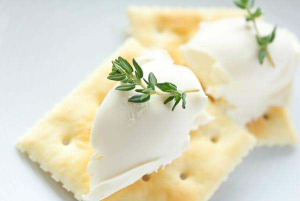 クリームチーズはツイッターなどのSNSでバズる食材の筆頭!=PIXTA