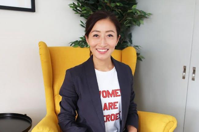 日本初の「コーポレートコンシュルジュ」サービスを立ち上げたマニヤン麻里子さん