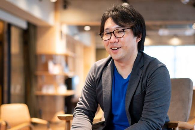 共著者のMaaS Tech Japan代表取締役、日高洋祐さん 会場提供/Shibuya Open Innovation Lab: SOIL(ソイル)