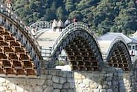 1位 錦帯橋(山口県)