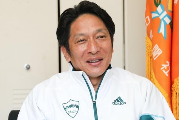 青山学院大学陸上競技部監督 原晋氏