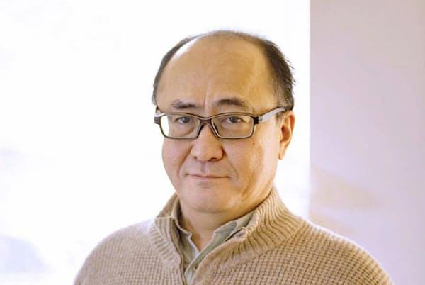 貴志祐介氏
