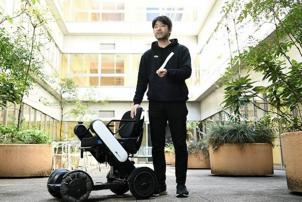 WHILLの杉江理CEOは世界放浪を通して、リアルとファクトを重んじるようになった