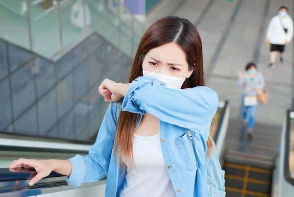 厚生労働省は新型コロナウイルスを想定した「新しい生活様式」を公表。日常生活では、人との間隔を空け、せきエチケットの徹底を求めている。写真はイメージ=(c)Shao-Chun Wang-123RF